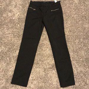 Zara black dress pant size 26